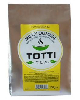 Чай TOTTI Milky Oolong Молочний Улун 250 г ф/п (8719325127003)