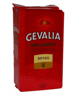 Кофе GEVALIA Mellan Rost Original Brygg молотый 450 г (8711000530085)