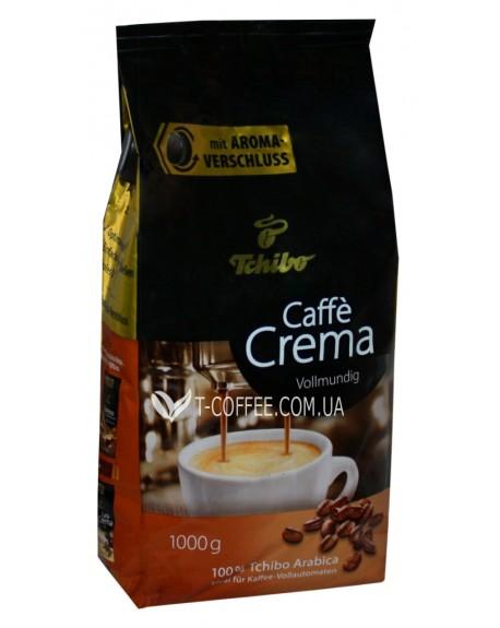 Кофе Tchibo Caffe Crema Vollmundig зерновой 1 кг (4046234158939)