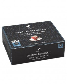 Кофе JULIUS MEINL без кофеина в монодозах (чалдах, таблетках) 50 х 7,3 г