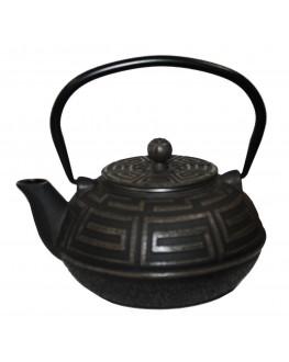 Чайник чугунный Орнамент 600 мл