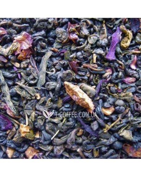 Акаи (Жемчужина Амазонки) зеленый ароматизированный чай Чайна Країна