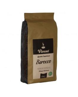 Кофе VIVENT Barocco зерновой 1 кг