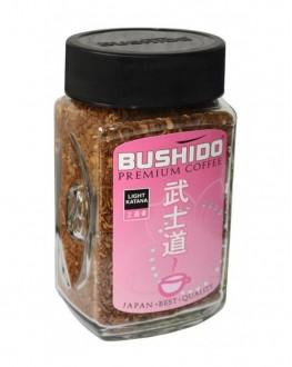 Кава Bushido Light Katana розчинна 50 г скл. б.