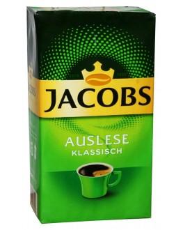 Кофе JACOBS Auslese Klassisch молотый 500 г (8711000669969)
