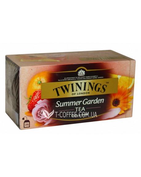 Чай TWININGS Summer Garden Летний Сад 25 х 2 г
