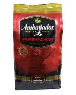 Кофе AMBASSADOR Espresso Bar зерновой 1 кг (4051146001044)