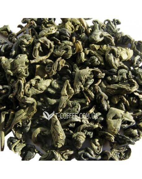 Китайский Ганпаудер Органик зеленый органический чай Чайна Країна