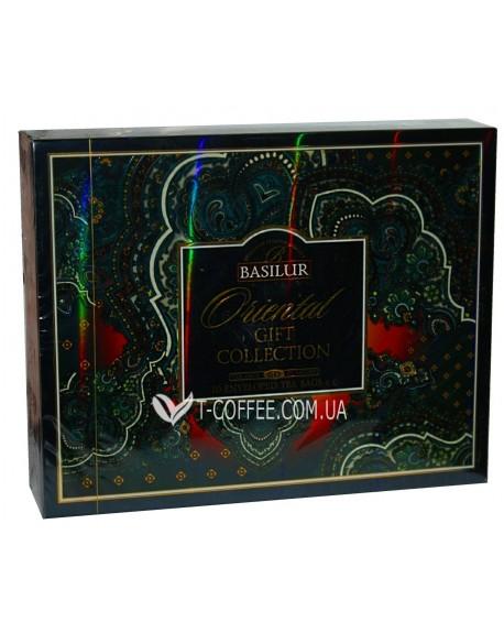 Чай BASILUR Oriental Gift Collection Ассорти - Восточная 60 х 2 г  (4792252924659)