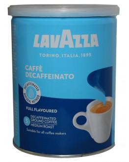 Кава LAVAZZA Dek Classico без кофеїну мелена 250 г ж/б (8000070011052)