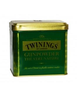 Чай TWININGS Gunpowder The Vert Nature Ганпаудер 200 г ж/б (5055953900292)