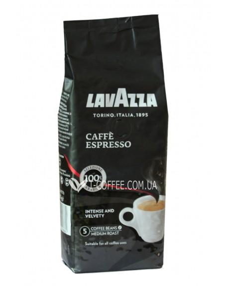 Кофе Lavazza Caffe Espresso зерновой 250 г (8000070018860)