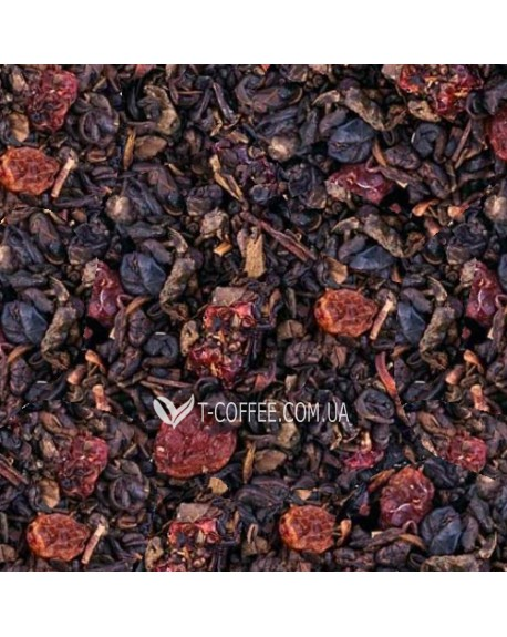 Лесная Сказка Премиум зеленый ароматизированный чай Країна Чаювання 100 г ф/п
