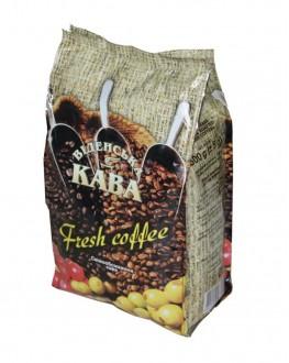 Кофе ВІДЕНСЬКА КАВА Fresh Coffee зерновой 500 г