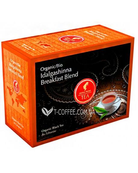 Чай Julius Meinl Bio Idalgashinna Breakfast Blend Цейлонский Завтрак 20 x 4 г (9000403822989)