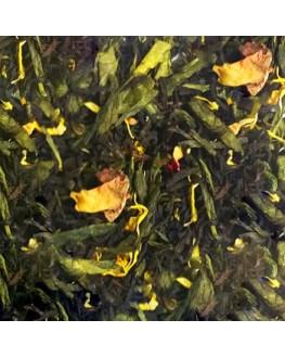 Сочная Дыня купаж черного и зеленого чая Країна Чаювання 100 г ф/п