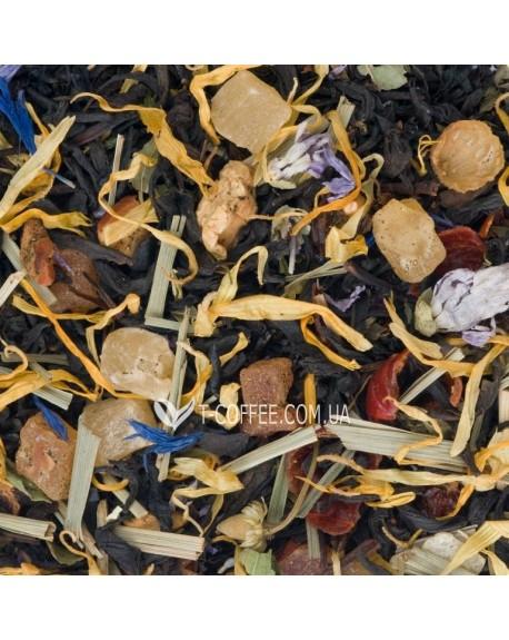 Тропикана черный ароматизированный чай Чайна Країна