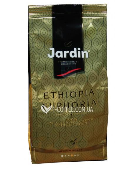 Кофе Jardin Gourmet Ethiopia Euphoria 100% Arabica молотый 250 г