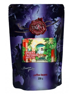 Кофе TREVI Арабика Гватемала Антигуа зерновой 250 г (4820140050699)