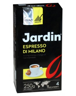 Кава JARDIN Gourmet Espresso Di Milano мелена 250 г (4823096803494)
