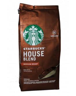 Кава STARBUCKS House Blend мелена 200 г (7613036932110)