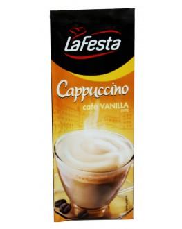 Капучино LA FESTA Cappuccino Vanilla Ваниль 12,5 г (5900910000792)