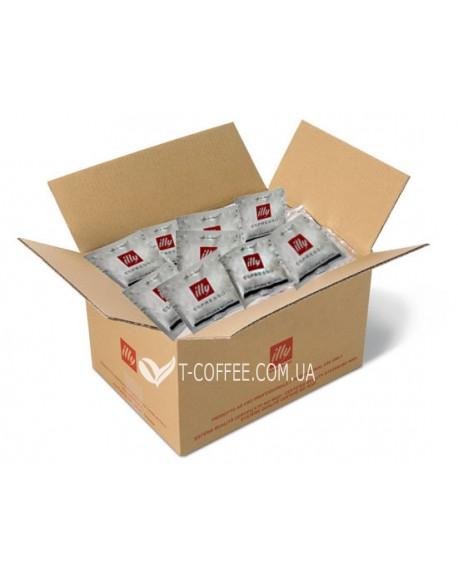 Кофе illy Espresso в монодозах (чалдах, таблетках) темной обжарки 200 х 7,3 г (8003753915814)