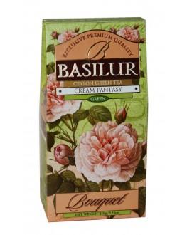 Чай BASILUR Cream Fantasy Кремовая Фантазия - Букет 100 г к/п (4792252100213)