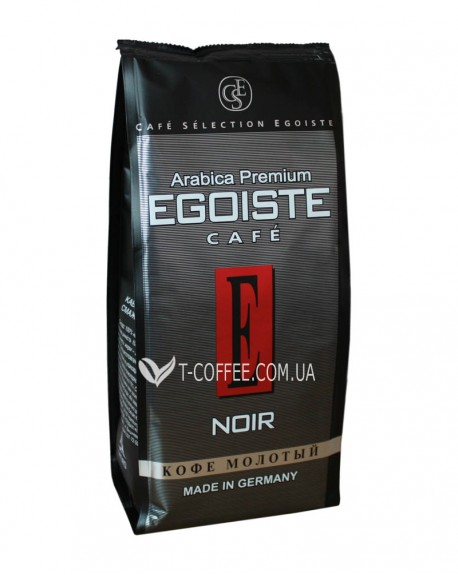 Кофе Egoiste Noir молотый 250 г (4260283250318)
