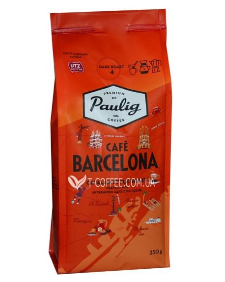 Кофе Paulig Cafe Barcelona молотый 250 г (6411300172061)
