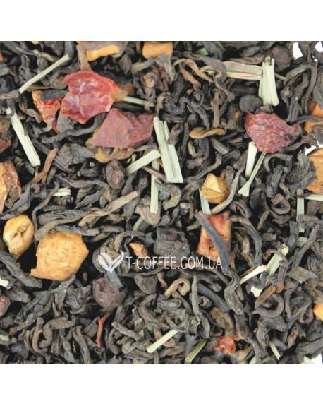 Пу Эр Фитнес ароматизированный чай Світ чаю