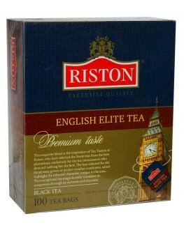 Чай RISTON English Elite Элитный Английский 100 х 2 г