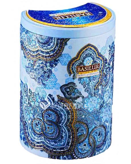 Чай BASILUR Frosty Afternoon Морозный Полдень - Восточная 100 г ж/б (4792252916203)