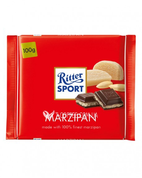 Шоколад Ritter Sport Marzipan Марципан 100 г (4000417025005)