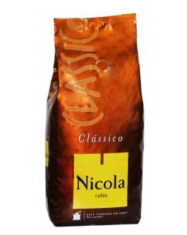 Кофе NICOLA Classico зерновой 1 кг (5601132109019)