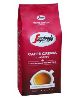 Кофе SEGAFREDO Caffe Crema Classico зерновой 1 кг (5900420080093)