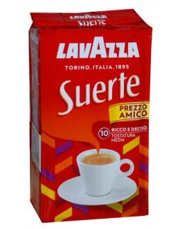 Кофе LAVAZZA Suerte молотый 250 г (8000070083103)