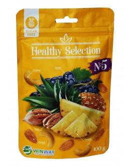 Горіхово-фруктова суміш HEALTHY SELECTION №5 100 г (4821912901447)