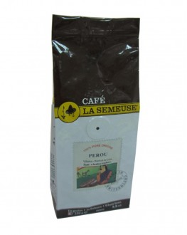Кофе LA SEMEUSE Villarica-Nord de Lima Perou зерновой 250 г