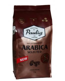 Кава PAULIG Arabica Selected зернова 1 кг (6411300177851)
