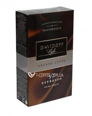 Кофе Davidoff Cafe Espresso 57 молотый 250 г (4006067086984)