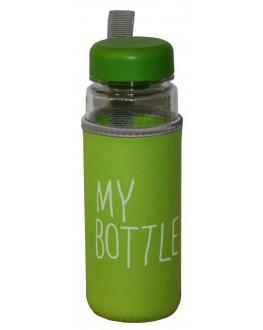 Бутылка My Bottle салатовая 500 мл