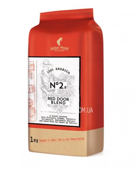 Кофе Julius Meinl THE ORIGINALS Red Door Blend 1 кг зерновой