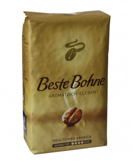 Кава TCHIBO Beste Bohne зернова 500 г (4006067081521)