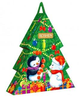 Новогодний подарок ROSHEN №6 Новогодняя Елка 2022 384 г (4823077635038)