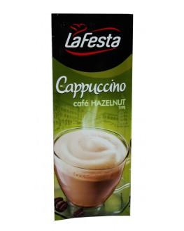 Капучино LA FESTA Cappuccino Hazelnut Фундук 12,5 г (5900910000778)
