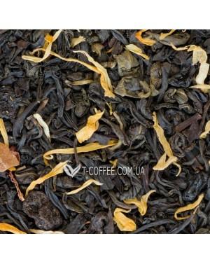 Ночь Клеопатры купаж черного и зеленого чая Чайна Країна 100 г к/п