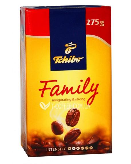 Кофе Tchibo Family молотый 250 г (4046234298550)