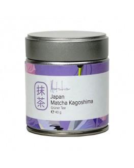 Матча Кагошима спеціальний чай Світ чаю 40 г ж/б