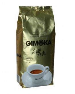 Кава GIMOKA Gran Festa зернова 1 кг (8003012000435)